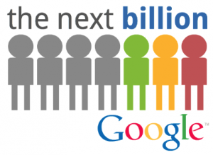 Google Billion 2